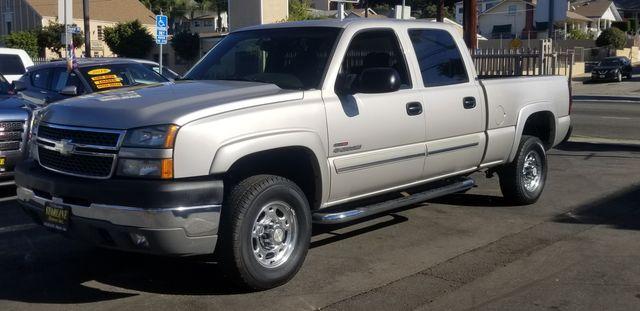 2005 Chevrolet Silverado 2500HD LS Los Angeles, CA