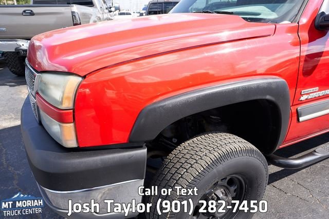 2005 Chevrolet Silverado 2500HD LS in Memphis, Tennessee 38115