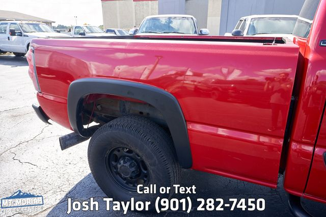 2005 Chevrolet Silverado 2500HD LS in Memphis Tennessee, 38115