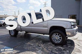 2005 Chevrolet Silverado 2500HD in Memphis TN