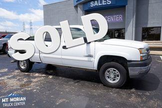 2005 Chevrolet Silverado 2500HD LT   Memphis, TN   Mt Moriah Truck Center in Memphis TN