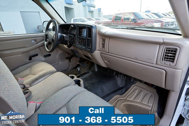 2005 Chevrolet Silverado 2500HD Work Truck in Memphis, Tennessee 38115