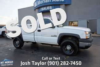 2005 Chevrolet Silverado 2500HD Work Truck | Memphis, TN | Mt Moriah Truck Center in Memphis TN