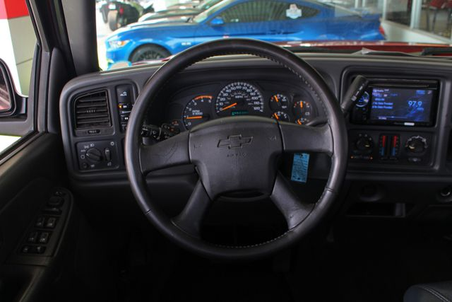 2005 Chevrolet Silverado 2500HD LS Crew Cab 4x4 - LEATHER - DURAMAX - ALLISON! Mooresville , NC 4