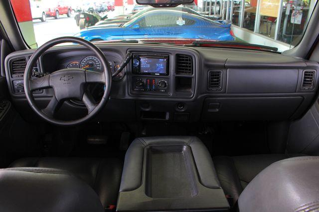 2005 Chevrolet Silverado 2500HD LS Crew Cab 4x4 - LEATHER - DURAMAX - ALLISON! Mooresville , NC 25