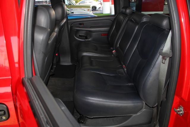 2005 Chevrolet Silverado 2500HD LS Crew Cab 4x4 - LEATHER - DURAMAX - ALLISON! Mooresville , NC 9