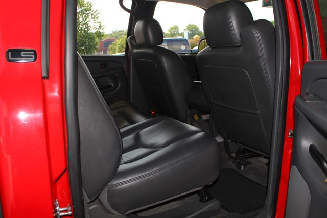2005 Chevrolet Silverado 2500HD LS Crew Cab 4x4 - LEATHER - DURAMAX - ALLISON! Mooresville , NC 34