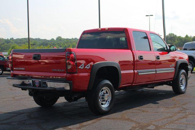 2005 Chevrolet Silverado 2500HD LS Crew Cab 4x4 - LEATHER - DURAMAX - ALLISON! Mooresville , NC 21