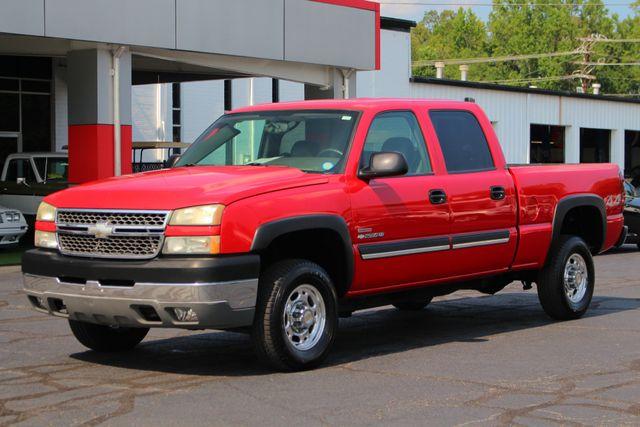 2005 Chevrolet Silverado 2500HD LS Crew Cab 4x4 - LEATHER - DURAMAX - ALLISON! Mooresville , NC 20