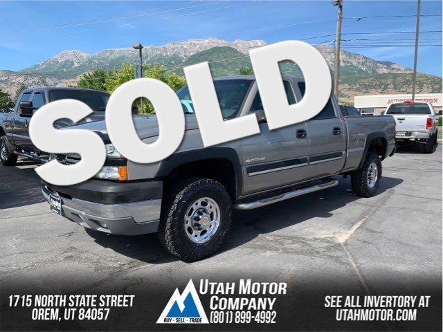 2005 Chevrolet Silverado 2500HD LS | Orem, Utah | Utah Motor Company in  Utah
