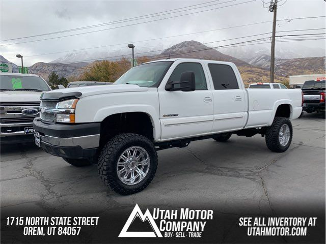 2005 Chevrolet Silverado 2500HD LT in , Utah 84057