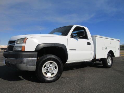 2005 Chevrolet Silverado 2500HD Regular Cab Utility truck in , Colorado