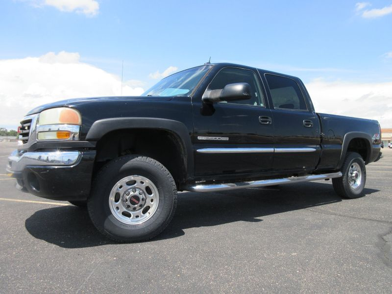 2005 Chevrolet Silverado 2500HD Regular Cab Utility truck  Fultons Used Cars Inc  in , Colorado