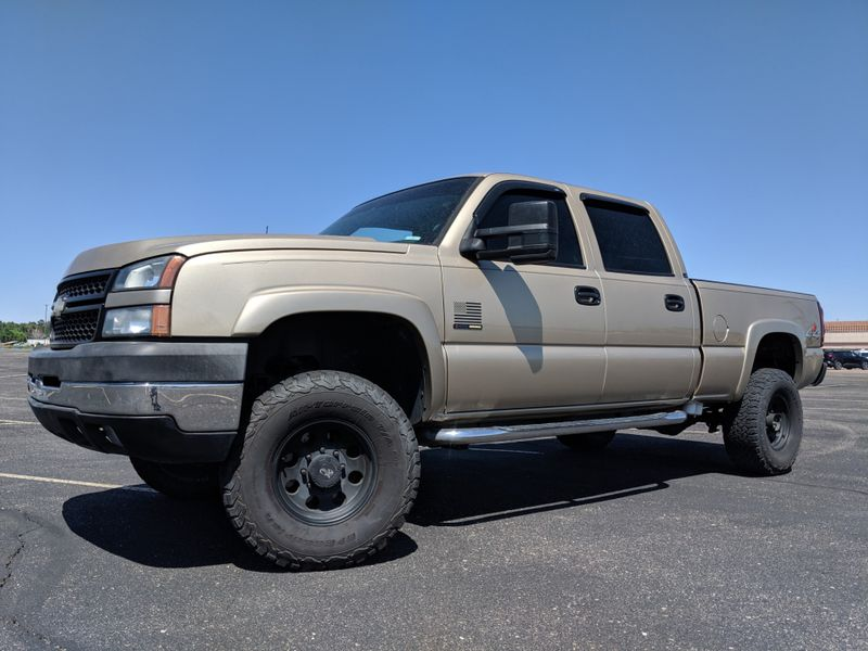 2005 Chevrolet Silverado 2500HD LS  Fultons Used Cars Inc  in , Colorado
