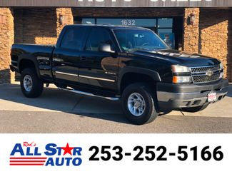 2005 Chevrolet Silverado 2500HD LS in Puyallup Washington, 98371