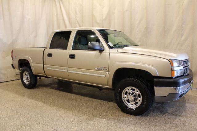 2005 Chevrolet Silverado 2500HD 4x4 Diesel LS