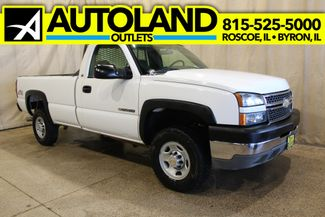 2005 Chevrolet Silverado 2500HD 8.1L Long Bed in Roscoe IL, 61073