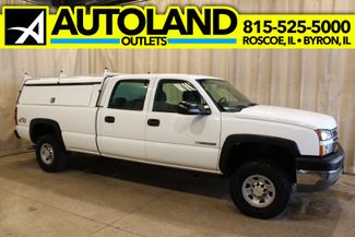 2005 Chevrolet Silverado 2500HD 8.1L big block Work Truck in Roscoe, IL 61073