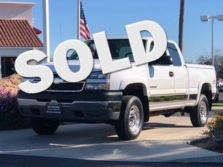 2005 Chevrolet Silverado 2500HD LS   San Luis Obispo, CA   Auto Park Sales & Service in San Luis Obispo CA