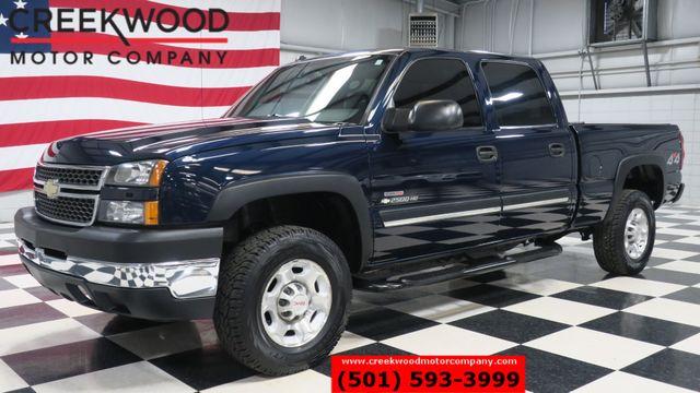 2005 Chevrolet Silverado 2500HD LS 4x4 Diesel Blue 1 Owner New Tires Cloth CLEAN in Searcy, AR 72143