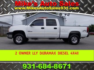 2005 Chevrolet Silverado 2500HD LT Shelbyville, TN