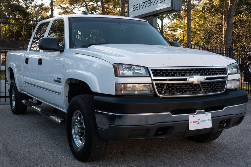 2005 Chevrolet Silverado 2500HD LS   Texas  EURO 2 MOTORS  in , Texas