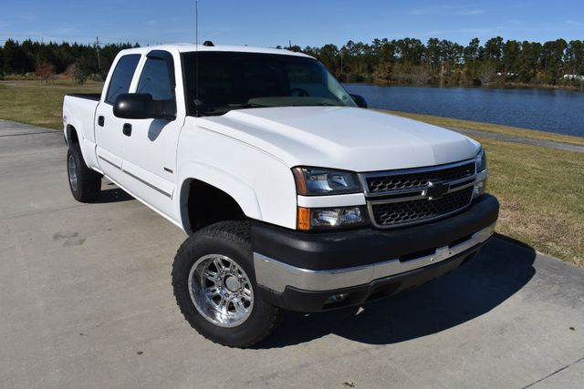 2005 Chevrolet Silverado 2500HD LT Walker, Louisiana 5