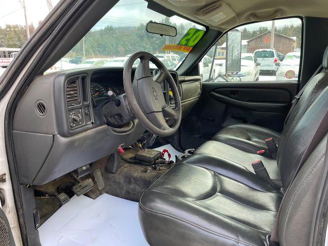 2005 Chevrolet Silverado 3500 WT Hoosick Falls, New York 4
