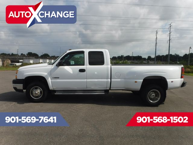 2005 Chevrolet Silverado 3500 LS Ext Cab Dually in Memphis, TN 38115