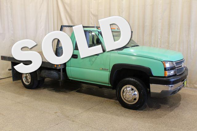 2005 Chevrolet Silverado 3500 Flat bed