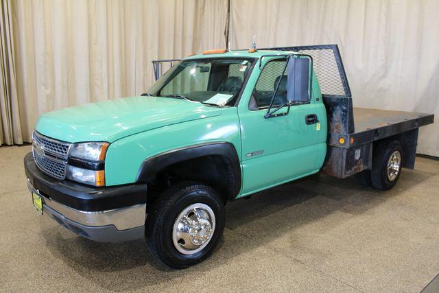 2005 Chevrolet Silverado 3500 Flat bed in Roscoe IL, 61073