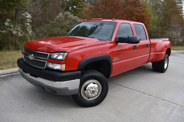 2005 Chevrolet Silverado 3500 DRW LS Walker, Louisiana 1