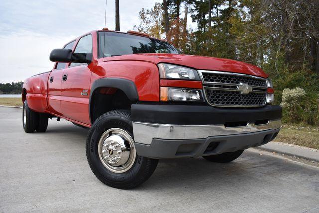 2005 Chevrolet Silverado 3500 DRW LS Walker, Louisiana 4