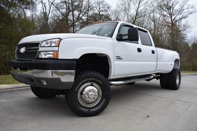 2005 Chevrolet Silverado 3500 DRW LS Walker, Louisiana 4