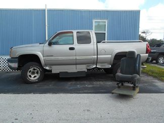 2005 Chevrolet Silverado Wheelchair Pickup Truck Pinellas Park, Florida