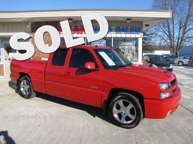 2005 Chevrolet Silverado SS SS