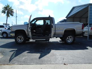 2005 Chevrolet Silverado Wheelchair Pickup Truck Handicap Pickup Truck Pinellas Park, Florida 12