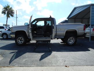 2005 Chevrolet Silverado Wheelchair Pickup Truck Handicap Pickup Truck Pinellas Park, Florida 13