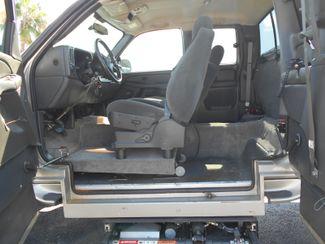 2005 Chevrolet Silverado Wheelchair Pickup Truck Handicap Pickup Truck Pinellas Park, Florida 15