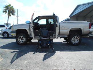 2005 Chevrolet Silverado Wheelchair Pickup Truck Handicap Pickup Truck Pinellas Park, Florida 16