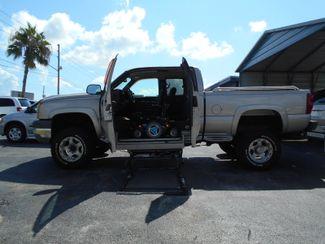 2005 Chevrolet Silverado Wheelchair Pickup Truck Handicap Pickup Truck Pinellas Park, Florida 17