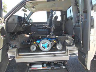 2005 Chevrolet Silverado Wheelchair Pickup Truck Handicap Pickup Truck Pinellas Park, Florida 18