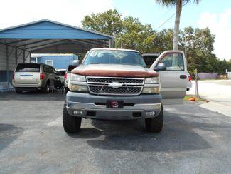 2005 Chevrolet Silverado Wheelchair Pickup Truck Handicap Pickup Truck Pinellas Park, Florida 21