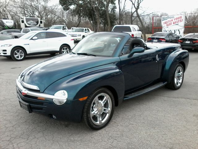 2005 Chevrolet SSR LS2 Boerne, Texas 4