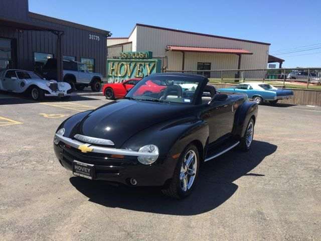 2005 Chevrolet SSR LS in Boerne, Texas 78006