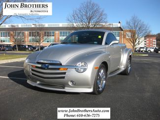 2005 Sold Chevrolet SSR LS Conshohocken, Pennsylvania