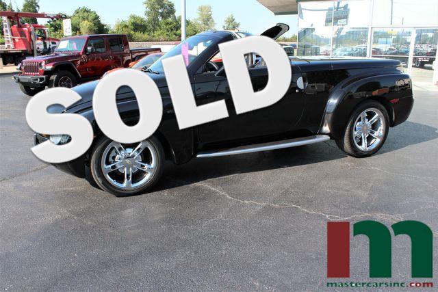 2005 Chevrolet SSR LS   Granite City, Illinois   MasterCars Company Inc. in Granite City Illinois
