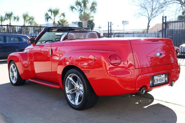 2005 Chevrolet SSR LS Houston, Texas 8