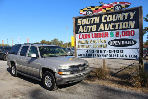 2005 Chevrolet Suburban LT in Harwood, MD