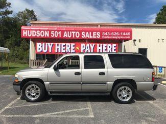 2005 Chevrolet Suburban in Myrtle Beach South Carolina